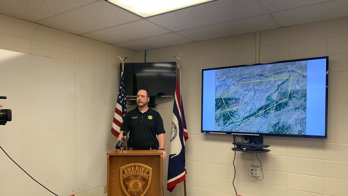 Investigator Taylor Courtney gives an update about new resources that are helping search for...
