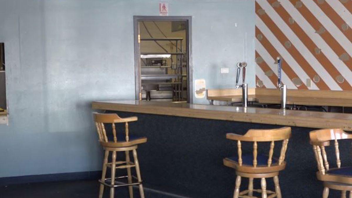 The bar area in the restaurant the Casper Municipal Golf Course in Casper, Wyo. on Friday, Feb. 14, 2020.