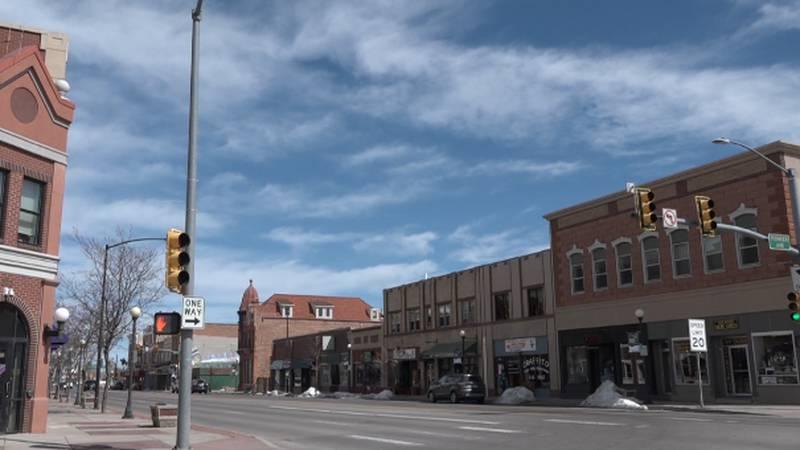 Downtown Cheyenne Scavenger Hunt