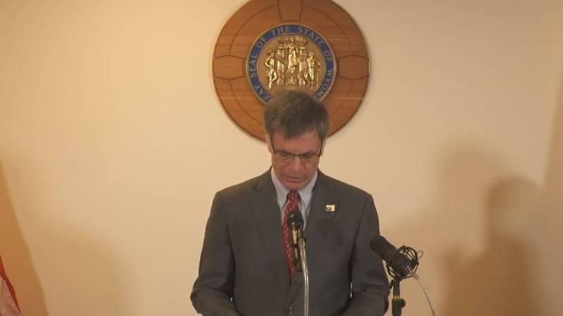 Wyoming Governor Mark Gordon (WYO PBS)