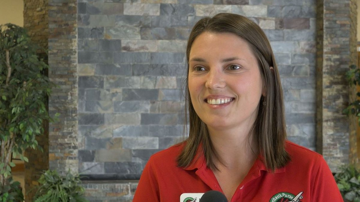 Irina Creek speaking with Wyoming News Now on August 27th