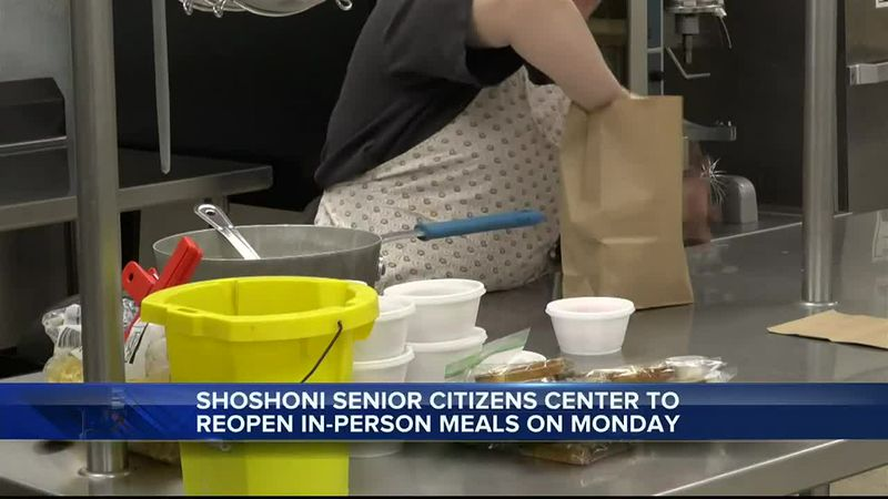 Shoshoni Senior Citizen Center in Shoshoni, WY