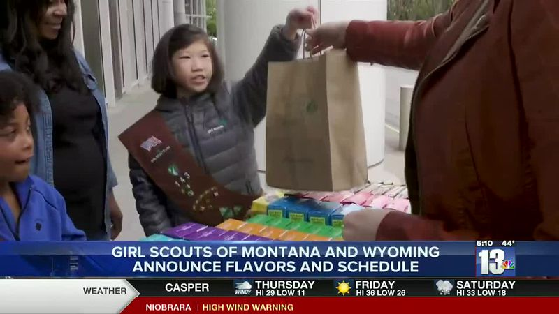 Girl Scouts of Montana and Wyoming announce 2021 schedule