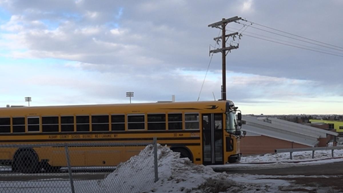 SCHOOL BUS LCSD1
