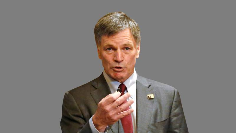 Mark Gordon, Wyoming Governor