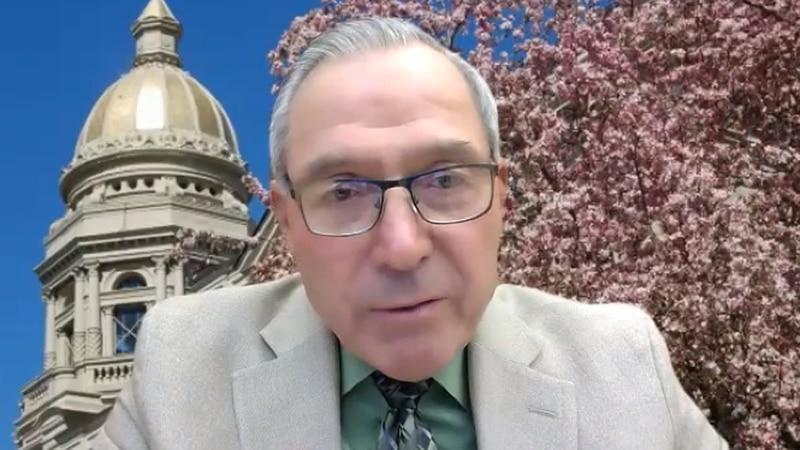 Blockchain Legislature, Senator R.J. Kost, District 19