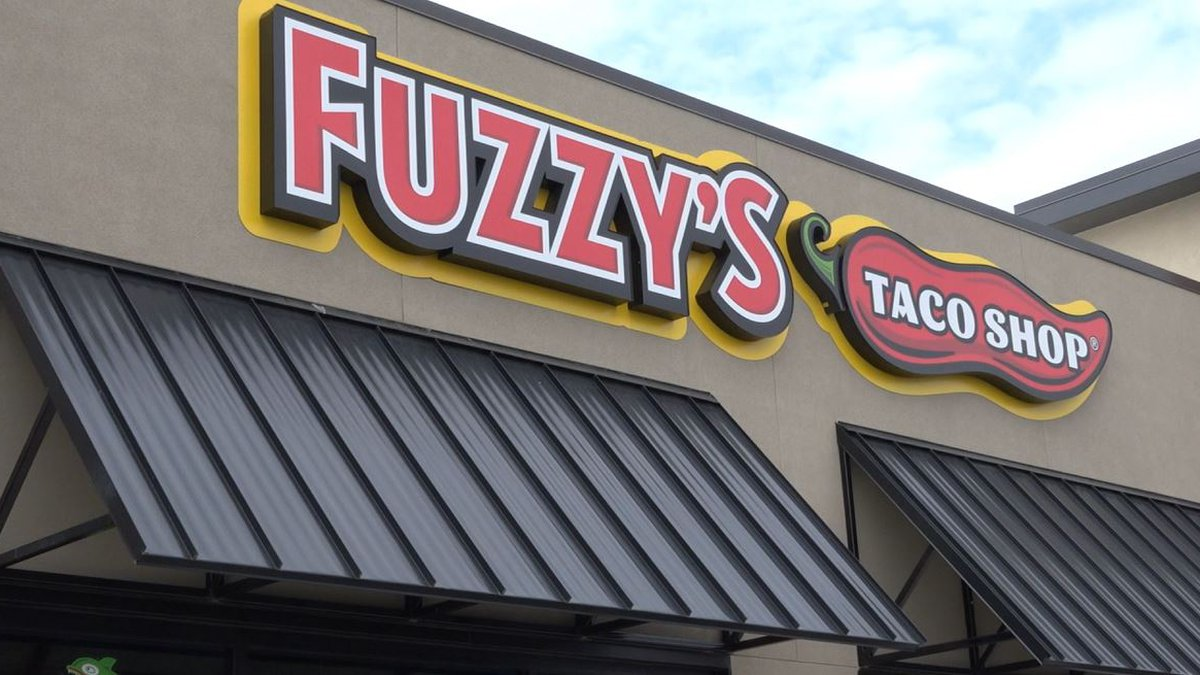 Fuzzy's Taco Shop's first Wyoming location on the west side of Casper