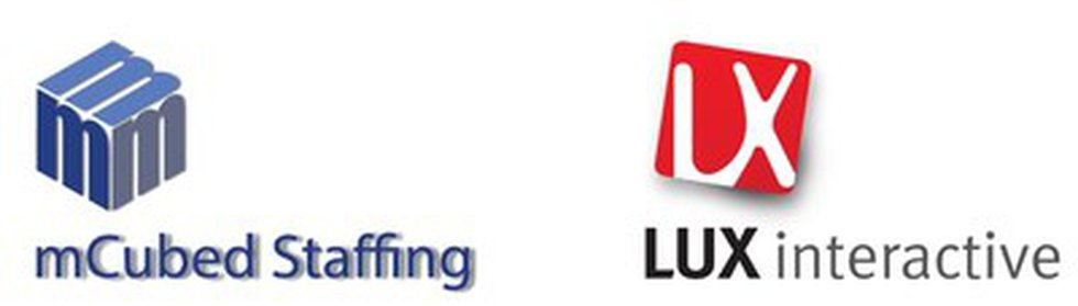 mCubed Staffing powered by LUX interactive