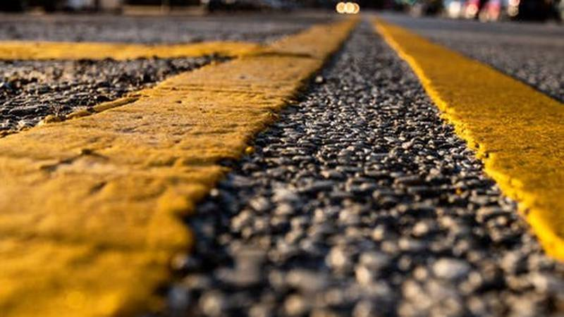 This is an up close view of a roadway. (Source: Pexels/stock image)