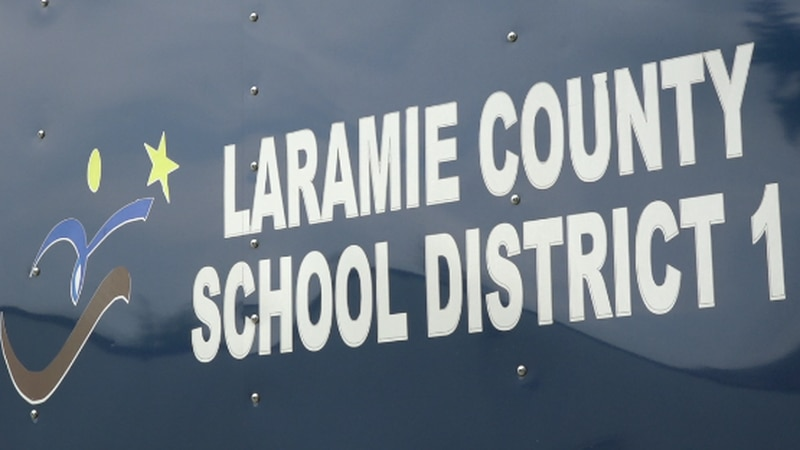 Laramie County School District logo