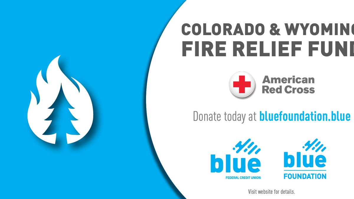 Blue Federal Credit Union and the Blue Foundation are partnering with the American Red Cross of...