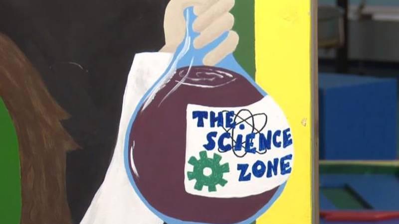 The Science Zone in Casper, Wyo.