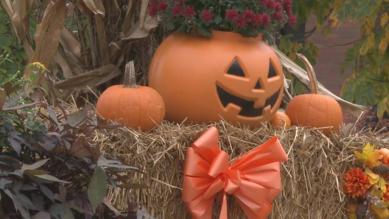 Neighborhoods across the region are gearing up for Halloween and trick-or-treating.