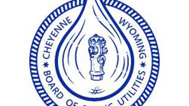 The Cheyenne Board of Public Utilities logo.