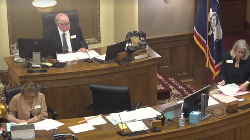 Wyoming Legislative Special Session starts Tuesday