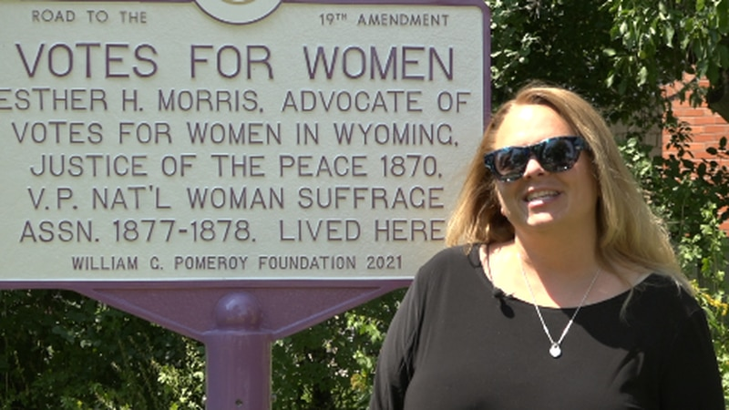 Wyoming's remarkable woman. Monique Meese, Communications & Policy Director, WY. Secretary of...