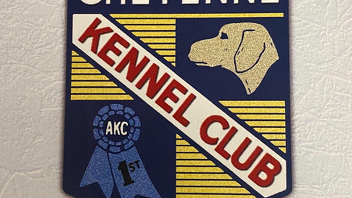 Logo for the Cheyenne Kennel Club in Cheyenne, WY.