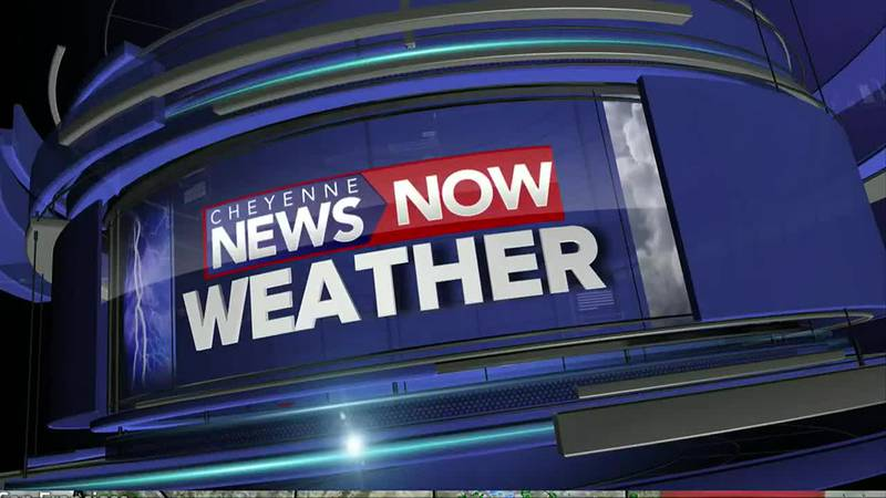 Cheyenne News Now at 5:30 pm - VOD - clipped version weather