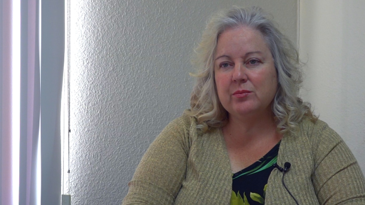 HUD gives ARPA funds for homelessness and housing security. Brenda Birkle, Exec. Director, My...