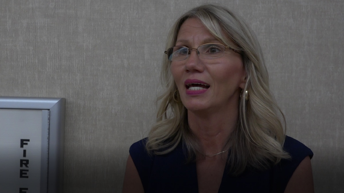 City of Cheyenne Receives ARP funds- Robin Lockman, City Treasurer/Cheyenne