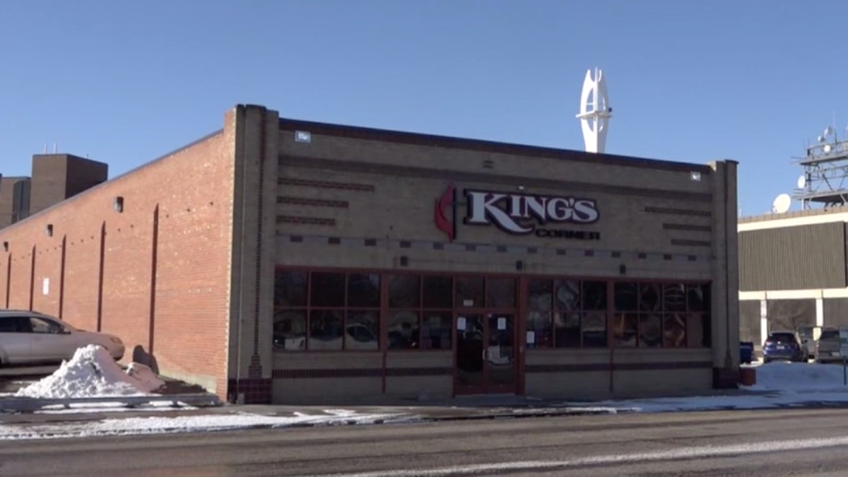 King's Corner, the site of Natrona County's Point in Time Count, in Casper, Wyo. on Friday,...