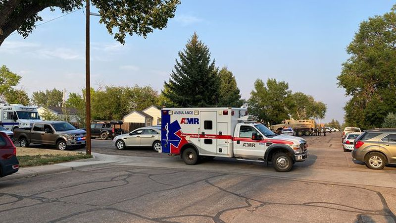 Cheyenne Police Department responded to a shooting in the 2100 block of Cheyenne place. SWAT...