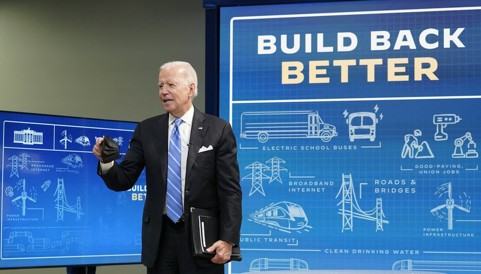 White House Taps Populist Message as Biden Pushes $3.5T