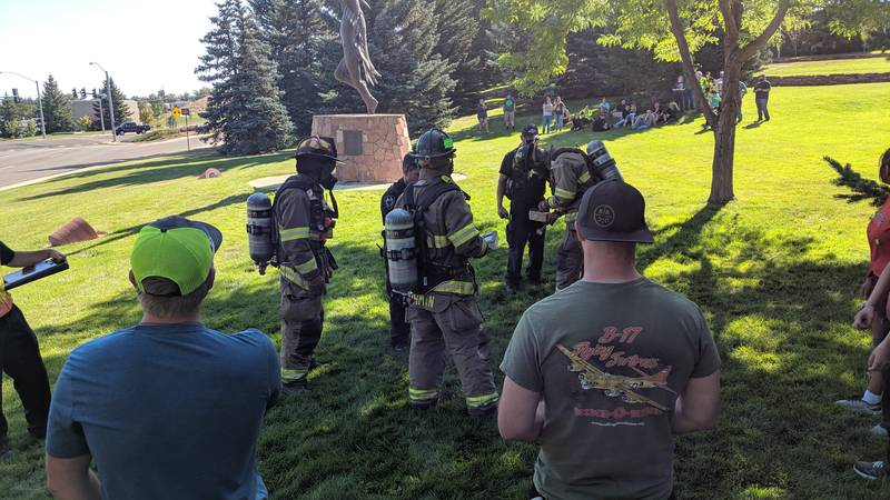 Natrona County First Responders