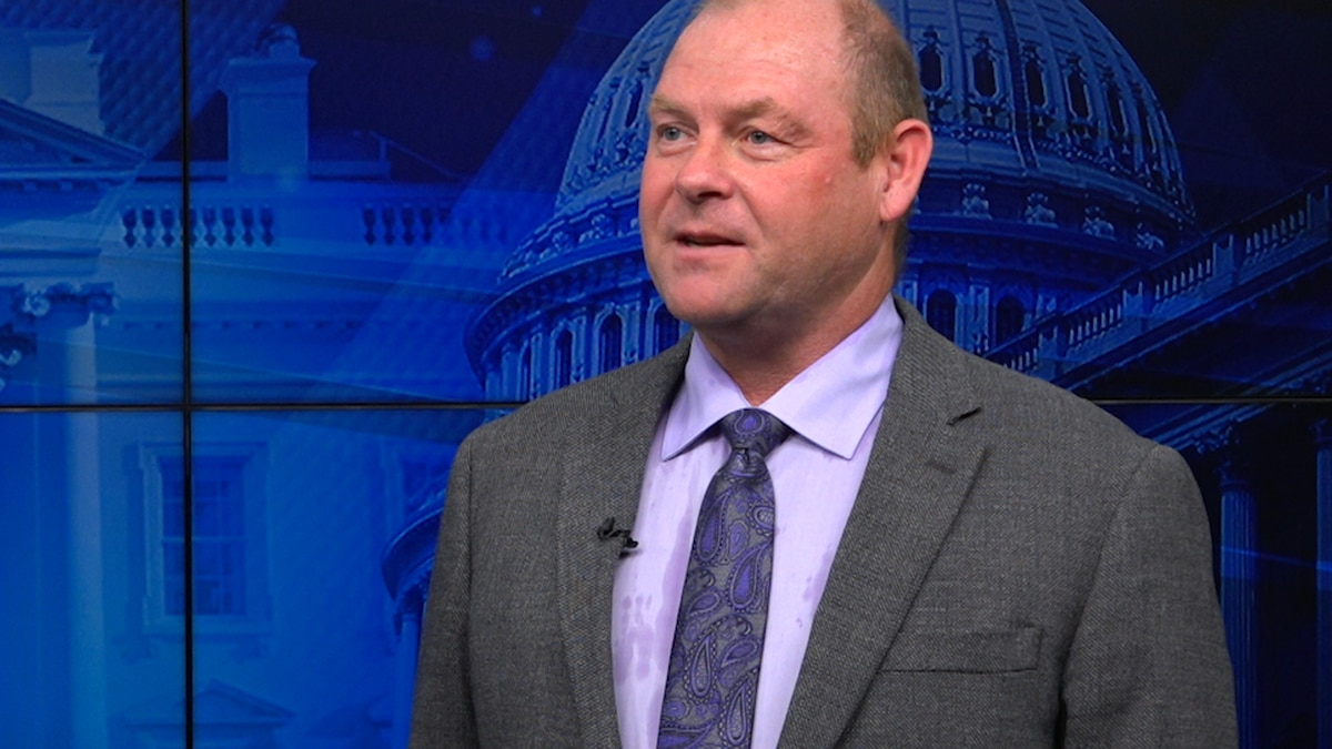 Jeff Mertz fears growers could start losing farms if a trade conflict escalates.