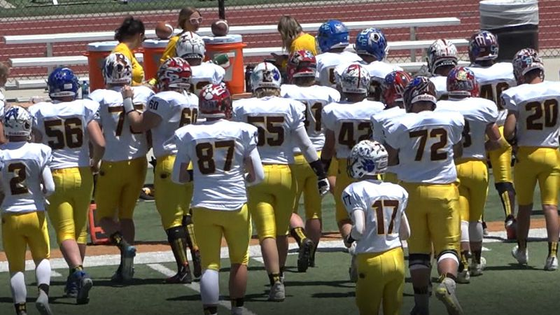 The 2021 Wyoming Shrine Bowl South team won its first Shrine Bowl since 2012 on Saturday...