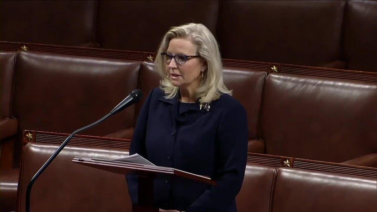 Wyoming Representative Liz Cheney