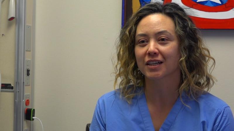 Cheyenne Regional incentivizes staff to get vaccinated. Dr. April Kranz, M.D. Pediatric...