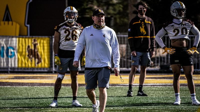 Wyoming Defense Was One of the Best in the Nation in 2020,  Focused on Improvement in 2021