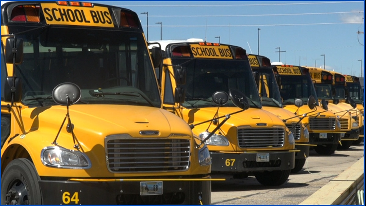 LCSD1 Transportation making strides to get more Bus Drivers.