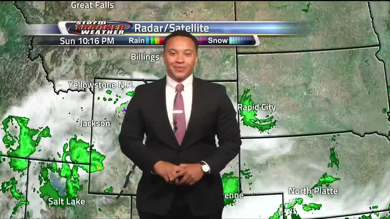 Julian Sunday Night Weather 5-16