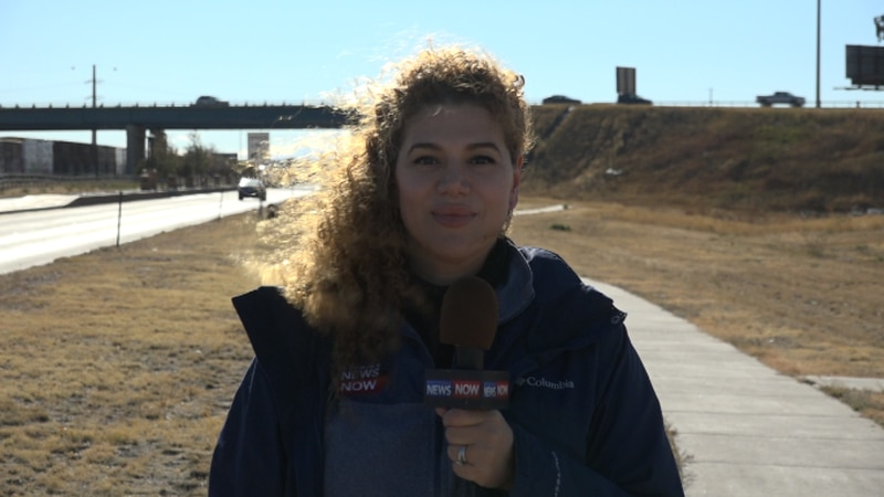 WYDOT and Winter road safety. Valeria Fugate, State Reporter- WNN/KGWN.