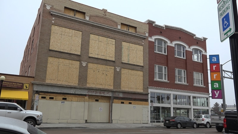 The Brownfield Revolving Loan Fund was used in the Bell Building to remove asbestos and lead...