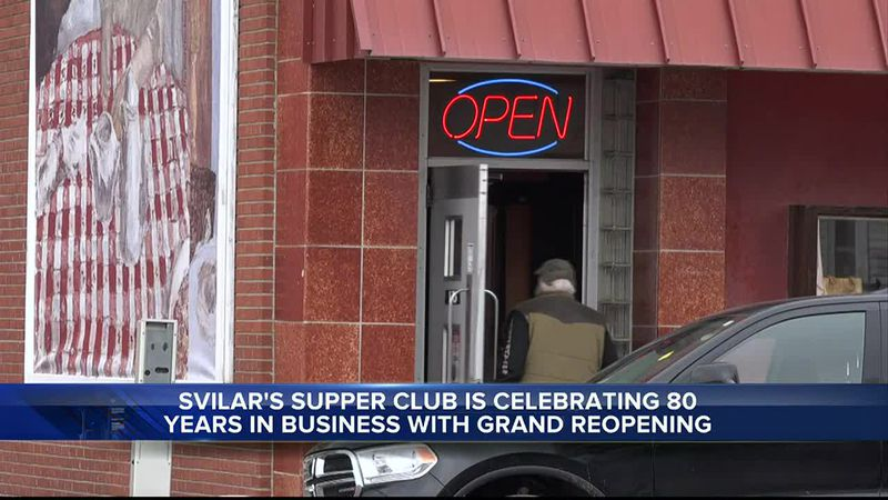 Svilar's Supper Club in Hudson, WY