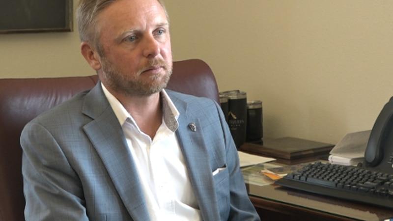Gunnar Malm, Chairman of Laramie County Commissioners