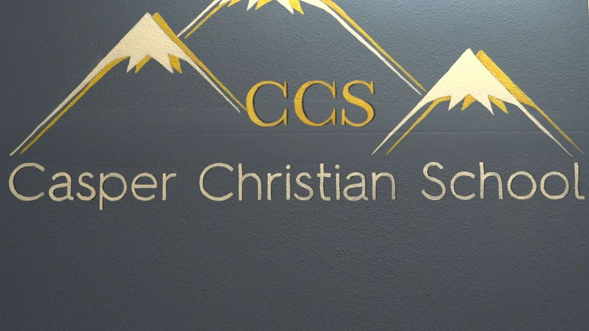 Casper Christian School logo