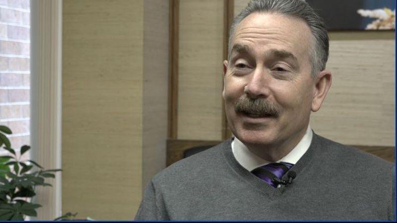 Mayor Patrick Collins