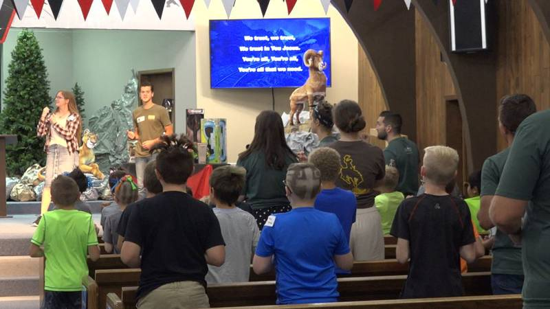 Members of Eastland Baptist Church in Tulsa, Oklahoma joined members of Lighthouse Baptist...