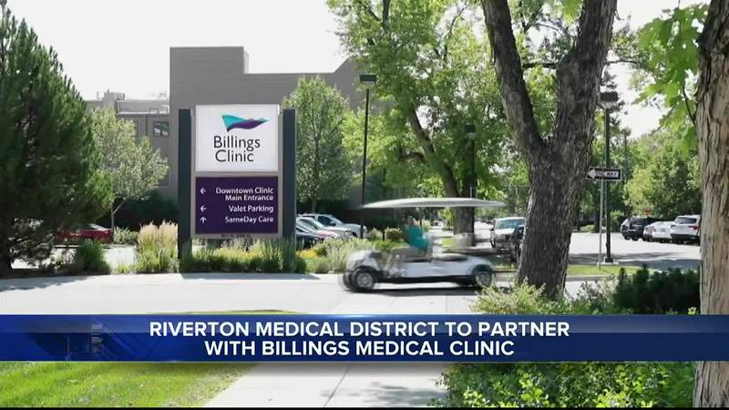 Riverton Medical District announced partnership with Billings Medical Clinic