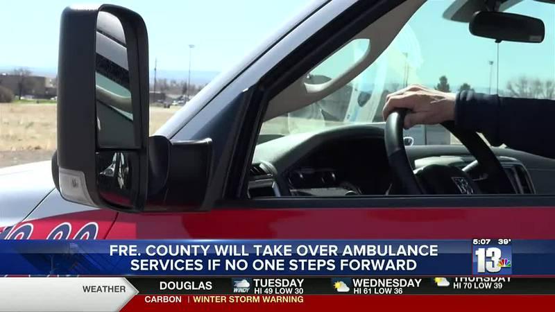 Ambulance in Riverton, WY