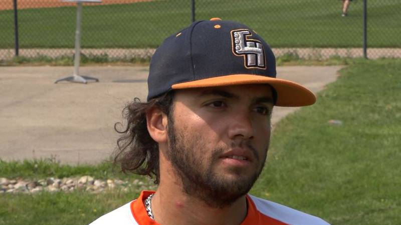 Casper Horseheads All-Star Cristian Lopez talking about his selection to the 2021 Expedition...