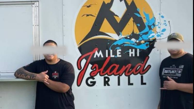 The Jefferson County, Colorado, Sheriff's Office is investigating a stolen food truck and we...