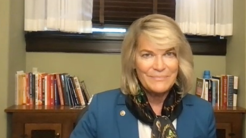 U.S. Senator Cynthia Lummis on Blockchain Technology in Wyoming.