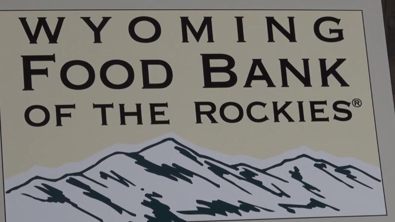 Wyoming Food Bank of the Rockies.
