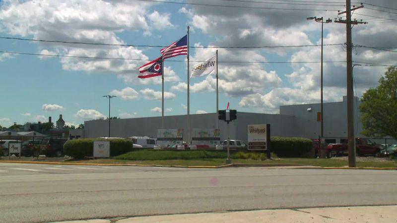 President Donald Trump will visit Ohio washing machine factory Thursday.