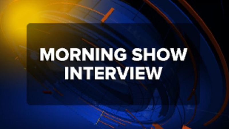 Here's the latest interview from the Wyoming News Now morning show.